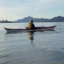 Columbia River Kayaking